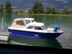 Fjord 21HT Pilothouse Boat