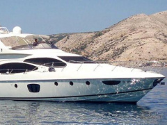 Azimut 68 EVO FLY - BJ. 2008 - 4 KAB. Flybridge