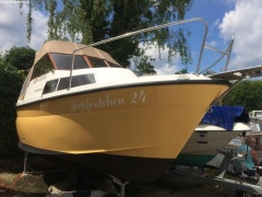 West Bay Boats Modell: 650 Sportboot