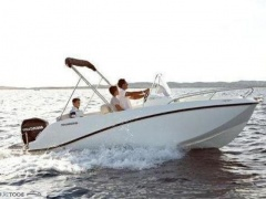 Quicksilver 505 Open Deck Boat