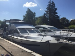 Keser Westbay Hollandia 1200 Fly Flybridge Yacht