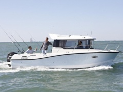 Quicksilver 755 PILOTHOUSE Pilothaus