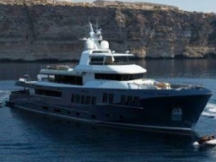 Bering 130 New Expedition Yacht Megayacht