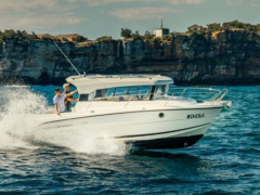 Parker 800 WEEKEND 250 PS VERADO Pilothouse