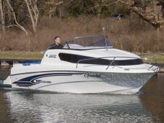 Aqua Royal 680 Cruiser + 15ps Kajütboot