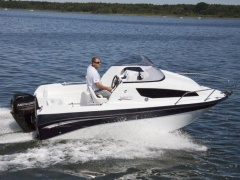 Aqua Royal 550 Cruiser + 50ps Sportboot