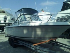 Pursuit 2270 Center Console Deck Boat