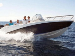 Quicksilver 675 Sundeck Sloep