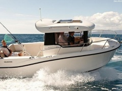 Quicksilver 605 Pilothouse Kabinenboot