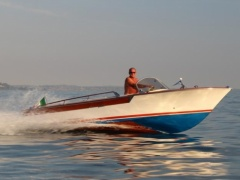 Riva Junior V8 / 190PS Runabout