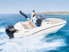Quicksilver ACTIV 605 SUNDECK disponible Pilotina