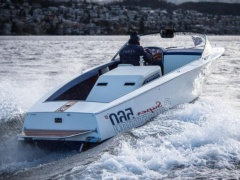 Boesch 560 Super Competition Runabout