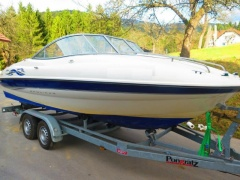 Bayliner 602 CAPRI - FIRST OWNER Cuddy Cabin