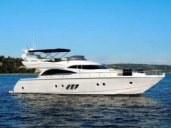 Dominator 620 S Flybridge Yacht