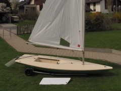 Performance Sailcraft Laser Deriva