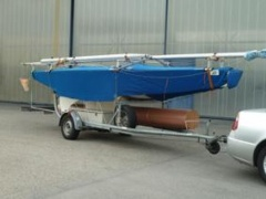 Steinmayer  Starboat Kielboot