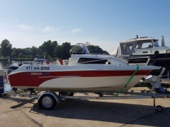 Bohdan Kryk Searider Forte 520 Weekend Sportboot