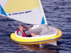 Walker Bay Breeze HYPALON 8 Jolle