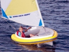 Walker Bay Breeze 8 Jolle