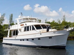 Grand Banks 59 Aleutian RP Flybridge