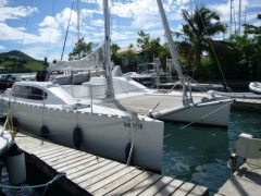 Geminga 28 Catamaran
