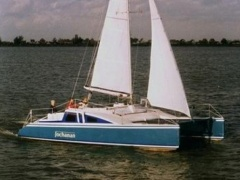 WP Yachting Kurt Hughes 29 Catamaran