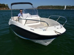 Quicksilver 555 open Bowrider