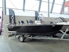 Viking 460 V Fischerboot