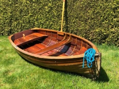 Holzboot, Ruderboot, Dinghy Barca a remi