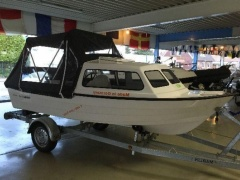 Skipperland 420 Fisher Cab Kajütboot