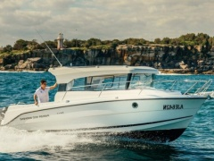 Parker 800 WE Weekend Kabinenboot