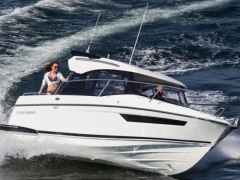 Parker 750 CC Cabin Cruiser TSI Version Pilothouse