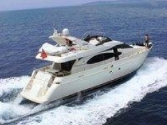 Azimut 70 Sea-jet Flybridge Yacht