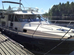 Nimbus 380 Commander Pilothouse