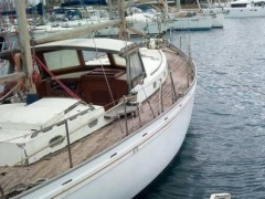 Custom Built Built 13.8 Wooden Ketch Yacht a Vela