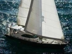 Custom Steel built Steel 16.76 Sloop Yate a vela