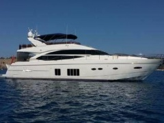 Princess 72 Flybridge Yacht