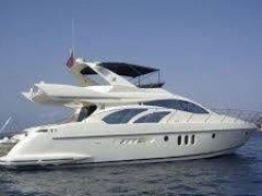 Azimut 68 Evolution Flybridge Yacht