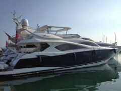 Sunseeker 82 Manhattan Motorjacht