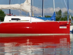 Mak 7 Race Chiemsee Kajütboot