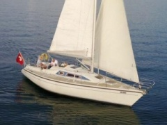 Dehler Optima 101 Sailing Yacht