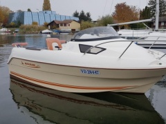 Quicksilver 470 Fischerboot