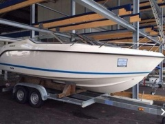 Quicksilver Active 645 Cabin Kajütboot