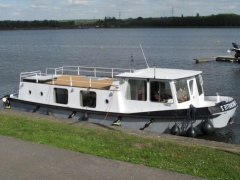 Canal Barge 1250 Live-aboard 380404 Don Motorjacht
