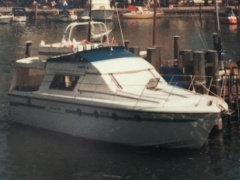 Fairline Phantom 40 Fly, Diesel, Welle,