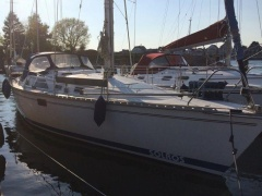 Hunter Legend 35.5 Segelyacht