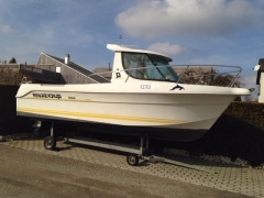 Quicksilver 620 Kk Fishing Boat