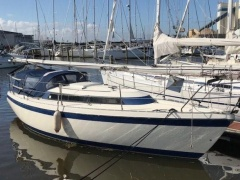 Friendship Yacht Company 28 Mkii Kielboot