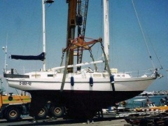 Contest 40 Ketch Segelyacht