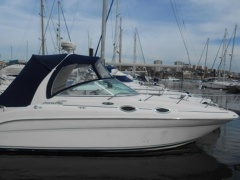 Sea Ray 275 Cabin Cuddy